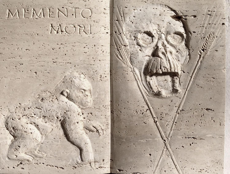 Particolare di un'opera di Girolamo CIulla